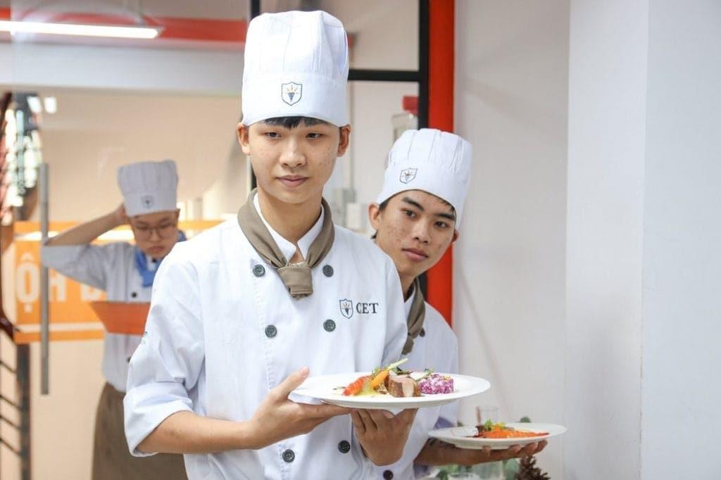Die Abschlussprüfung Koch
